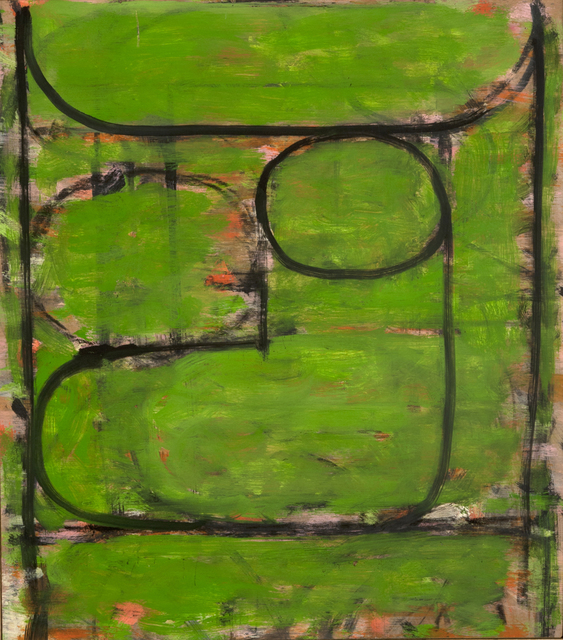 , 'Fat Green,' 2015, G. Gibson Gallery