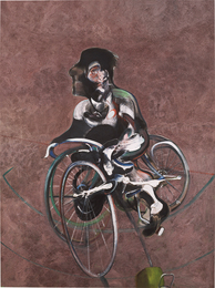 after Francis Bacon, 'Portrait of George Dyer Riding a Bicycle,' 1966/2015, Phillips: Evening and Day Editions