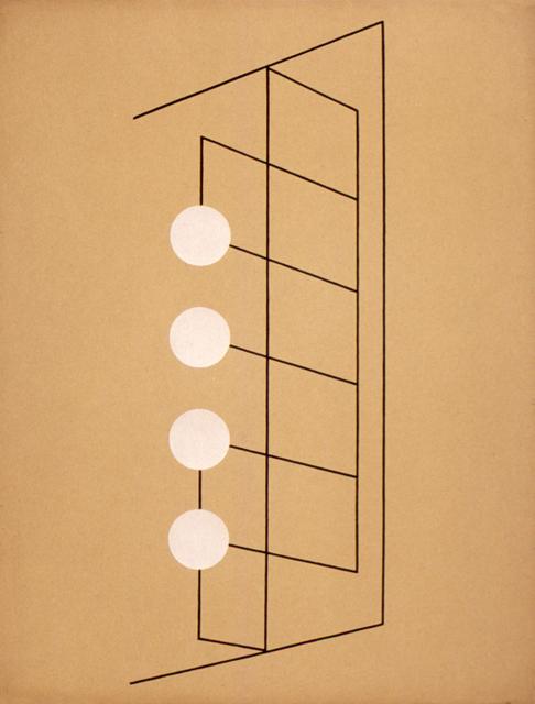 , 'Paris Abstraction,' 1928, Noguchi Museum