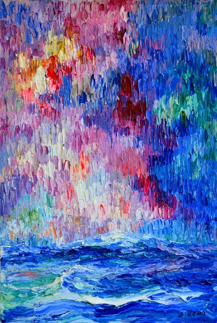 , 'Rainy Sea,' , Venvi Art Gallery