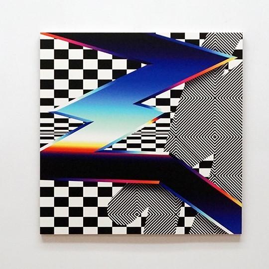 Felipe Pantone, 'OPTICHROMIE 61', 2016, Dope! Gallery