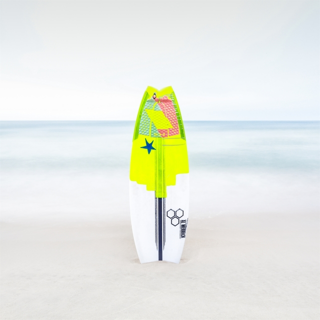 , 'Yellow Cl at Atlantic Beach,' 2019, THE WHITE ROOM GALLERY
