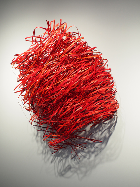 , 'Puff of Red,' 2016, Paraphé