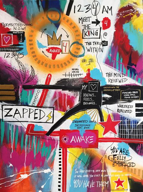 , 'Forever 4AM,' 2016, Axiom Fine Art