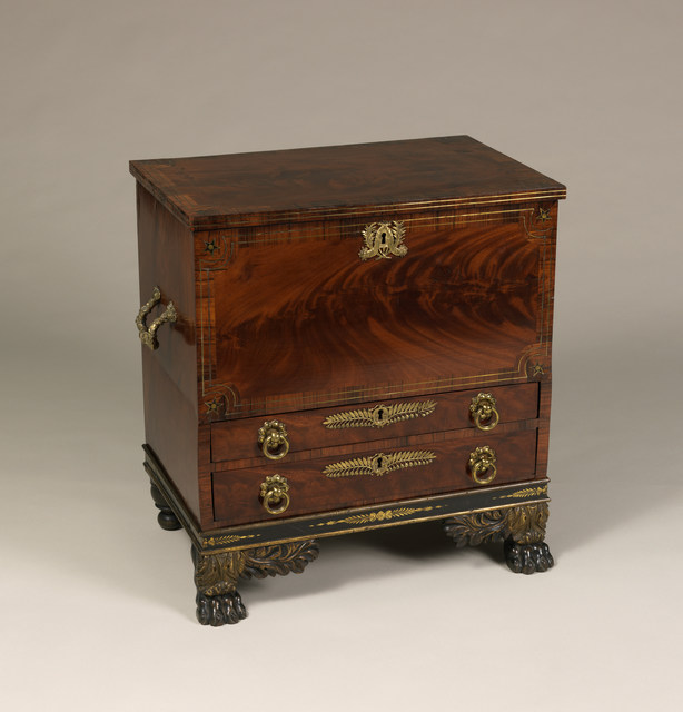 'Cellarette', ca. 1825, Cooper Hewitt, Smithsonian Design Museum