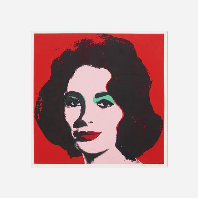 Andy Warhol, 'Liz', 1965, Rago/Wright