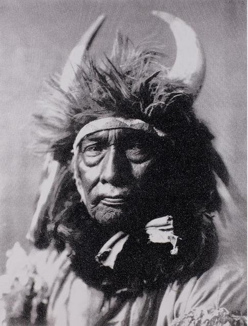 , 'Bull Chief- Apsaroke, 2010,' 2010, 212GALLERY