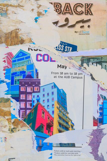 , 'Beirut Ya Beirut ,' 2017, Artscoops