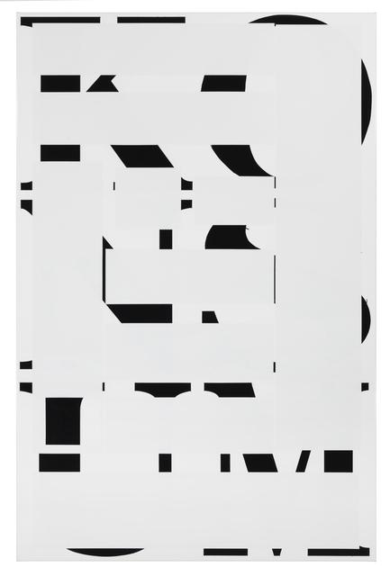 Ronald de Bloeme, 'Konsum', 2016, BorzoGallery