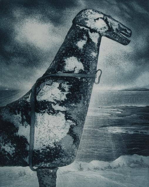 , 'John Stoke's Horse, Cape Freels,' 2007, Winchester Galleries