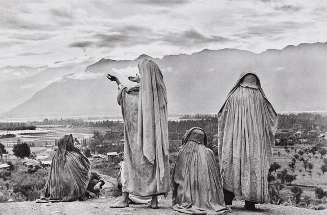 Henri Cartier-Bresson, 'Srinagar, Kashmir', 1948, Phillips