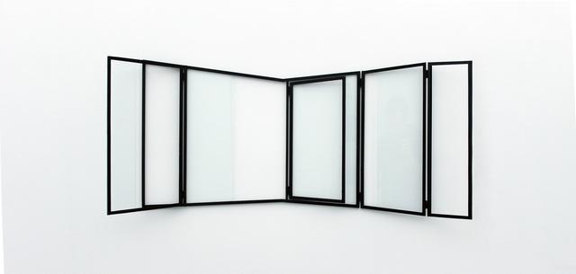 , 'Entreaberto #2,' 2017, Galeria Lume