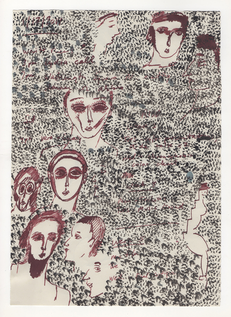 , 'Untitled ,' 2015, SOCO GALLERY