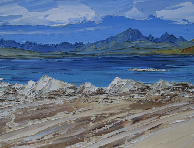 , 'Tokavaig, Skye,' 2017, Thackeray Gallery