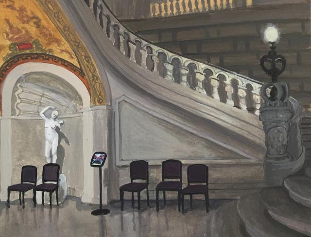 , 'Foyer VII,' 2019, Gibbons & Nicholas