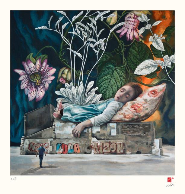 , 'Sleeper,' 2019, NextStreet Gallery