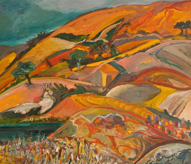 , 'On The River 1743,' 2017, Gallery Jones