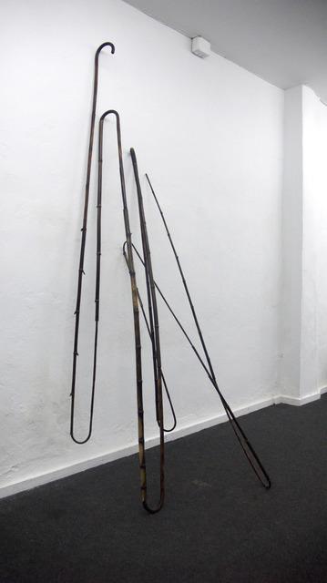 , 'Practicas de espacio:Figuras de Estilo,' 2013, Alarcón Criado
