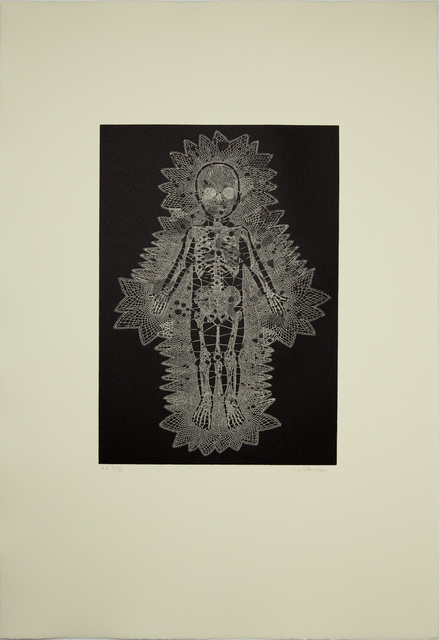 , 'Lace,' 2012, Artthrob