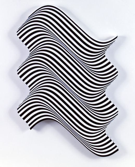 , 'AR Shape # 16,' 2014, Herringer Kiss Gallery