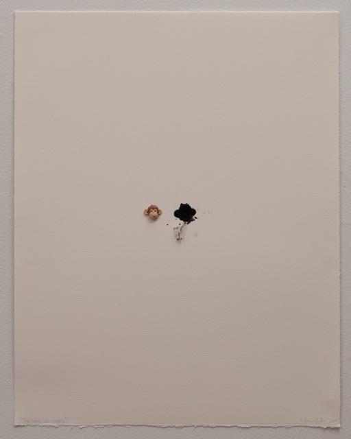 , 'The copy,' 2014, Espacio Mínimo