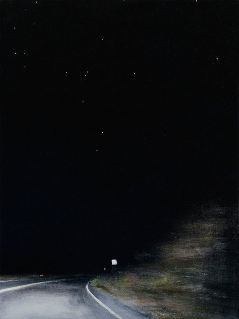 , 'Night Road 3,' 2015, G. Gibson Gallery