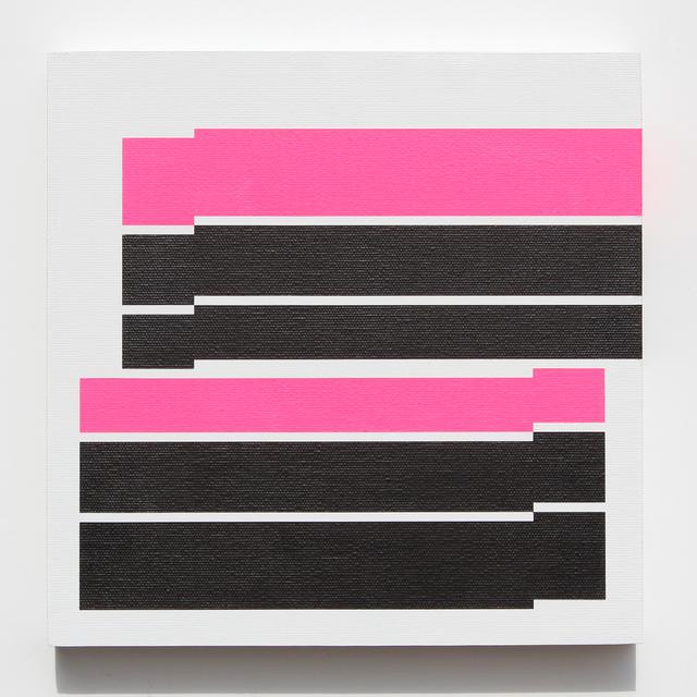, 'Confluent 1 (Study),' 2015, Octavia Art Gallery