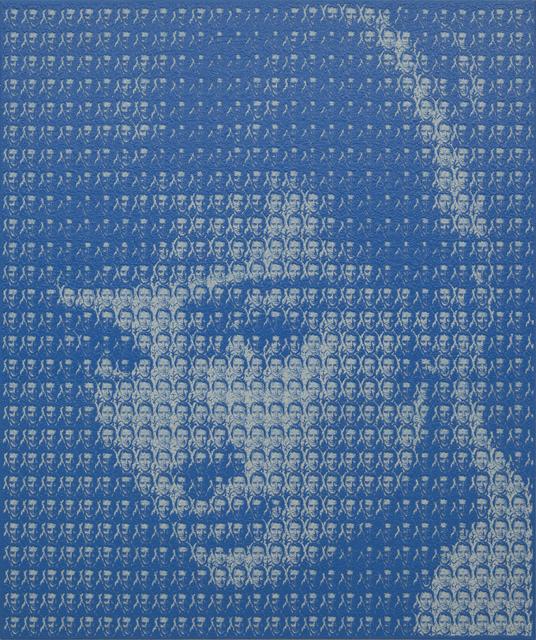 , 'Audrey Hepburn (Gregory Peck),' 2016, Leehwaik Gallery