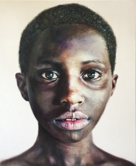 , 'Congo girl ,' 2017, Art Unified Gallery