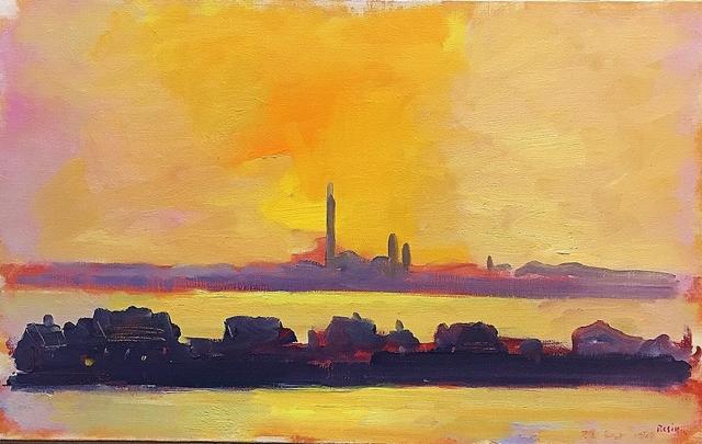 , 'Dark Houses,' 1989, Lawrence Fine Art