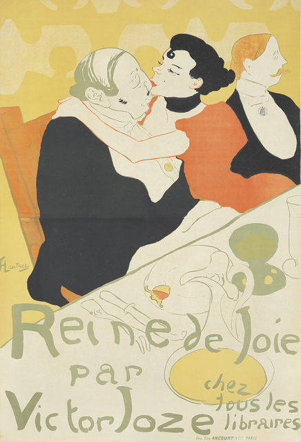 , 'Reine de Joie,' 1892, Rennert's Gallery