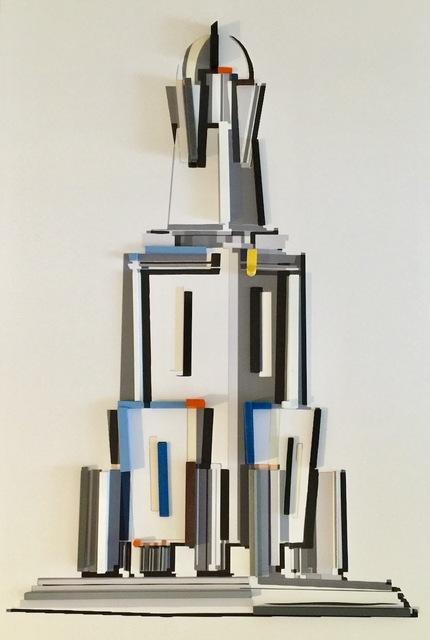 , 'Tower 1,' 2016, Spotte Art