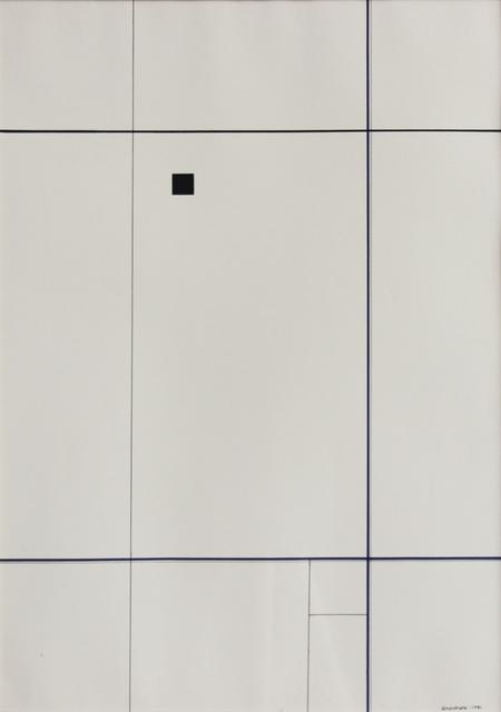 , 'No Title,' 1981, Roberto Alban Galeria de Arte