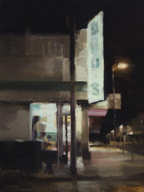 , 'Allstar Donuts,' 2017, Hashimoto Contemporary