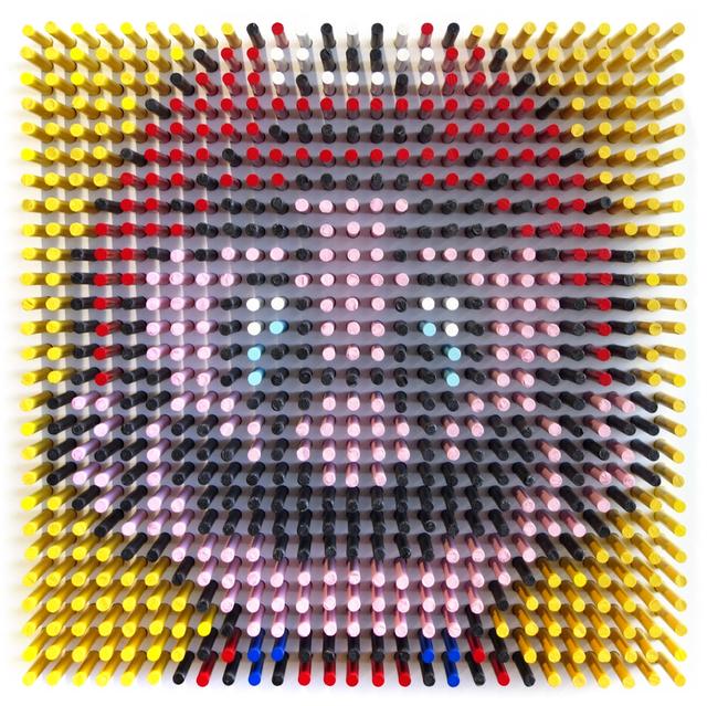 , 'Mario 3/3,' , Artspace Warehouse