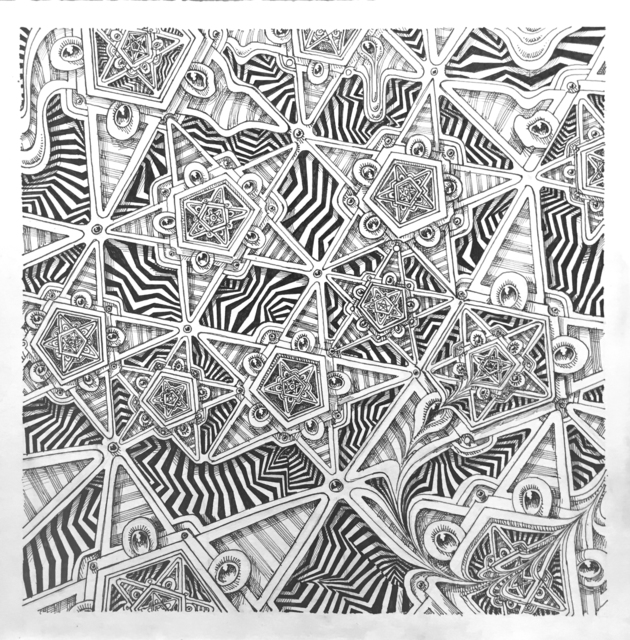 , 'Some PHIs Study,' 2018, Mirus Gallery