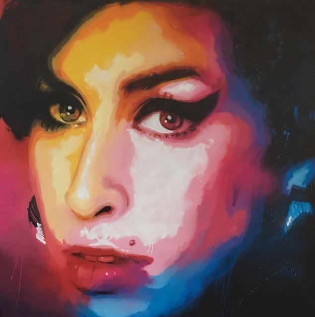 , 'Amy Winehouse,' 2017, Galeria Contrast
