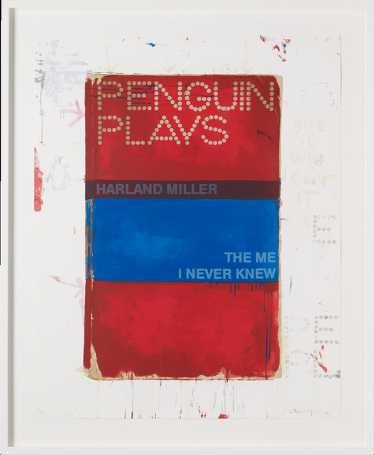 Harland Miller, 'The Me I Never Knew', 2013, Aurifer AG