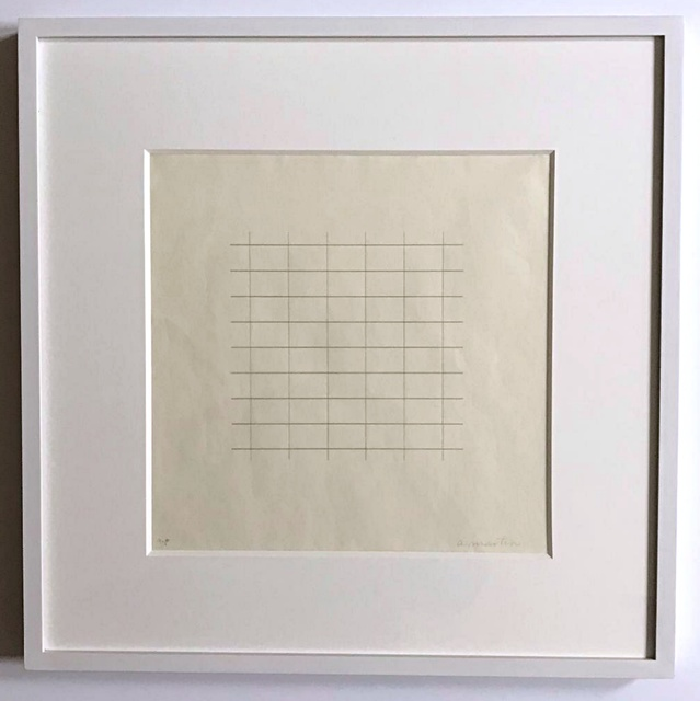 , 'On a Clear Day (one plate),' 1973, Alpha 137 Gallery