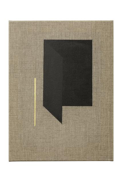 , 'Folding Corner,' 2017, Gallery Isabelle van den Eynde