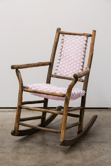 , 'Hickory Rocking Chair,' 2015, Meliksetian | Briggs