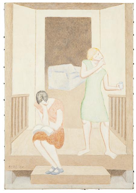 , 'PORCH,' 2001, Greg Kucera Gallery