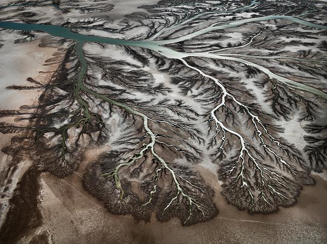 , 'Colorado River Delta Nr. 1, San Felipe, Baja, Mexico,' 2011, SCHEUBLEIN + BAK