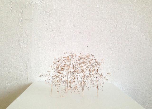 , 'Grasquader (Grass Cuboid),' 2016, Taguchi Fine Art