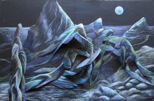 , 'Spider Rocks,' 2018, Ro2 Art