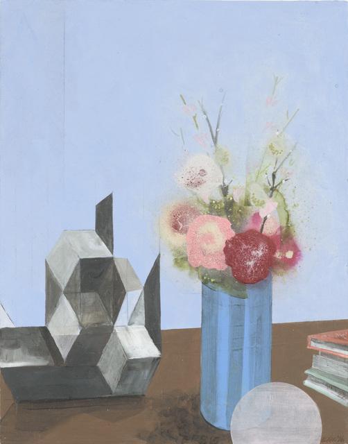 , 'Arrangement with the Orb,' 2015, Samuel Freeman