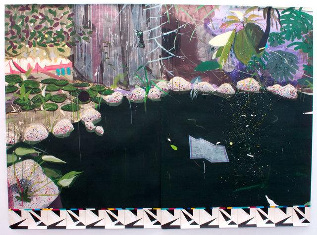 , 'BODEGÓN ROUSSEAU,' 2015, F2 Galería