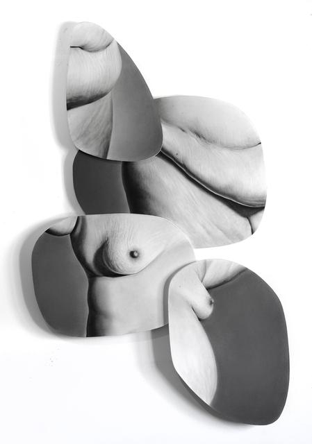 , 'Pieces,' 2017, Galerie Youn