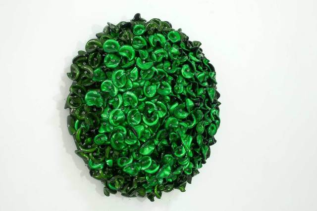 , 'Pointless (Green),' 2017, ARC ONE Gallery