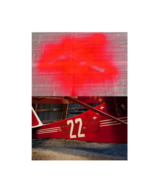 , 'Twin Infinitive 1166,' 2012, Galerie Julian Sander